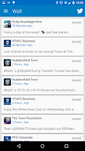 Town Square: Huddersfield Town screenshot 6