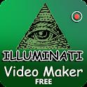 Illuminati Video Maker icon
