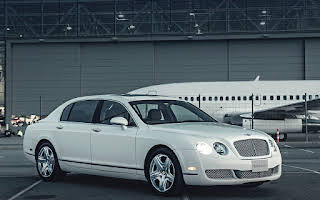 Bentley Flying Spur Rent British Columbia