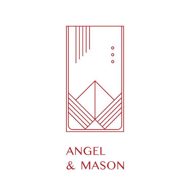Logo for Angel and Mason