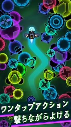ウイルスウォー - スペースシューティングゲームのおすすめ画像2
