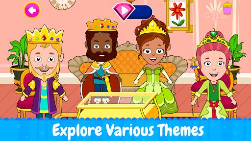 Tizi Town: My Princess Dollhouse Home Design Games 1.1 screenshots 9