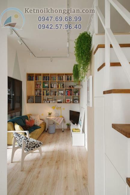 thiết kế chung cư đơn giản