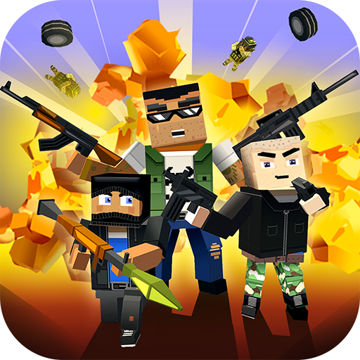 Blocky Battle Simulator file APK for Gaming PC/PS3/PS4 Smart TV
