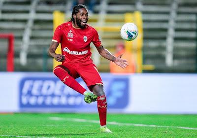 """Mbokani: """"Mon but, c'est gagner des matches et marquer des goals"""""""