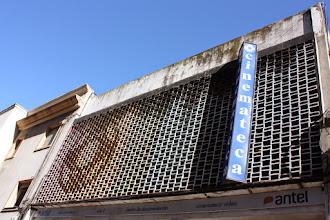 Photo: Marcas de la Memoria (5) Cinemateca Uruguaya. Lorenzo Carnelli 1311 (esq. Soriano).