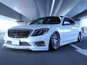 Sクラス W222 550ロング  AMGスポーツパッケージのカスタム事例画像 あきら  specialists☆さんの2020年03月06日07:59の投稿
