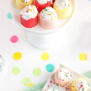 Fruity Cream Jell-O Shots Recipe