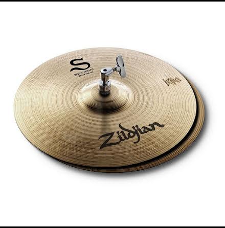 "14"" Zildjian S Family - Rock Hi-hat"
