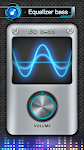 screenshot of Equalizer, Bass Booster & Volume Booster - EQ
