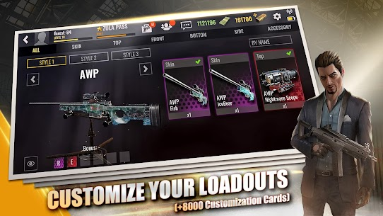 Zula Mobile: Multiplayer FPS Apk Download For Android and Iphone 4