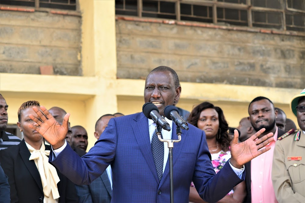 Ruto orders allies to abandon Matiang'i sacking bid