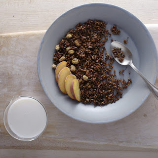 Sprouted Buckwheat Cinnamon Cereal