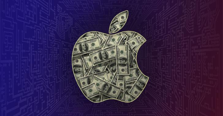 apple thưởng 1 triệu USD cho các hacker báo cáo lỗ hổng