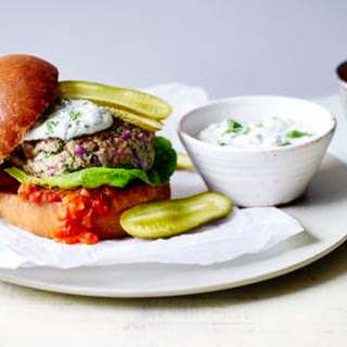 Lamb Burgers Sauce Recipes