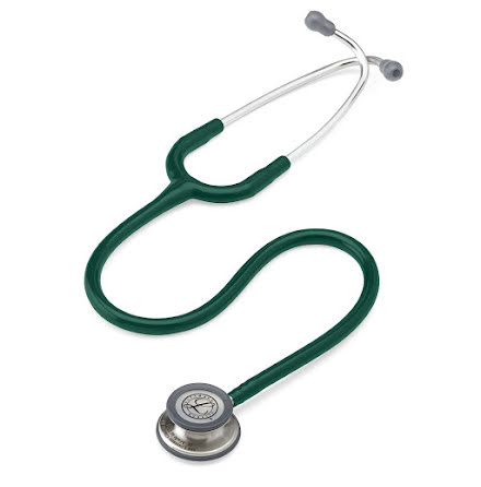 Littmann Classic III Stetoskop Hunter Green