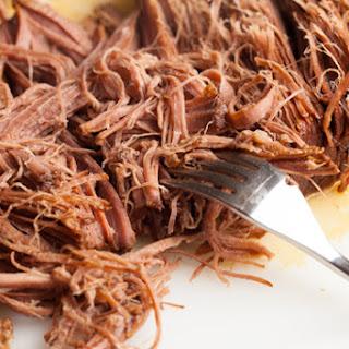 Homestyle Beef Brisket.