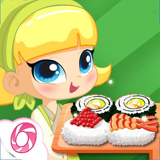 YoYo 寿司店:寿司制作大师(寿司游戏) 模擬 App LOGO-APP開箱王