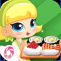 YoYo SuShi Shop-Cooking Game icon