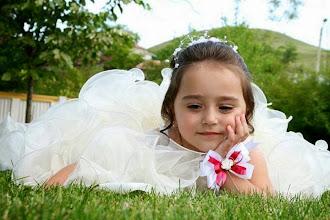 Photo: Една малка принцеса! - ресторант Вила Марциана.