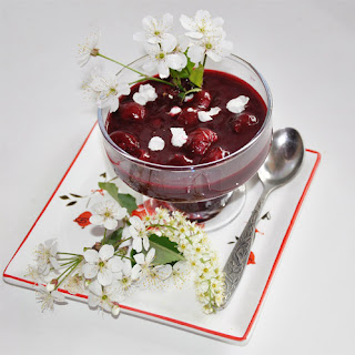 Cherry Chocolate Dessert