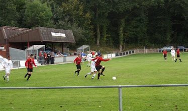 Photo: 19/08/09 v Penrhyncoch (CA) 0-1 - contributed by Mike Latham