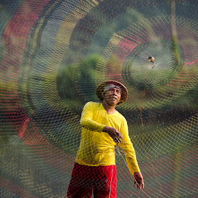 by Lim Darmawan - People Portraits of Men (  )
