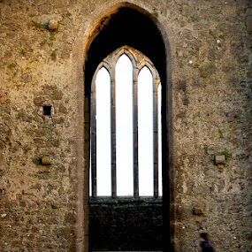 Kilmallock Friary by Oona Tully - Buildings & Architecture Public & Historical