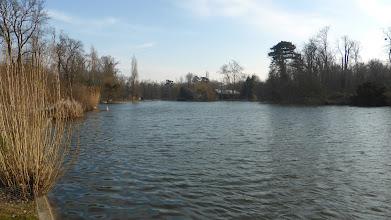 Photo: Le lac des Minimes