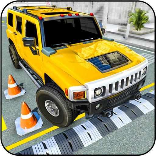 Car Driving and Parking Simulator icon