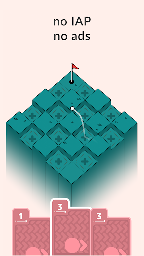 Golf Peaks - screenshot