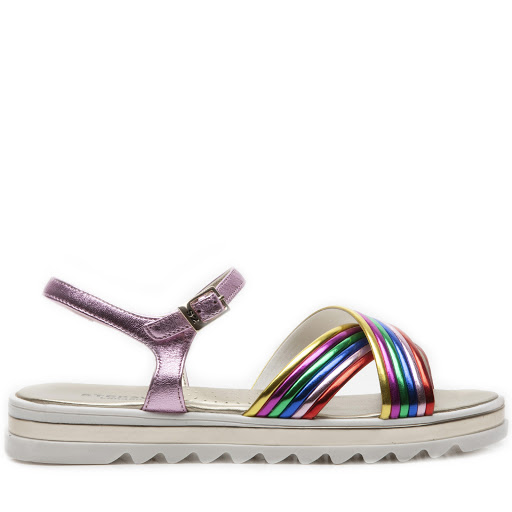 Thumbnail images of Step2wo Sunbeam - Rainbow Sandal