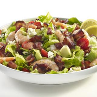 Bacon, Shrimp, Avocado Salad