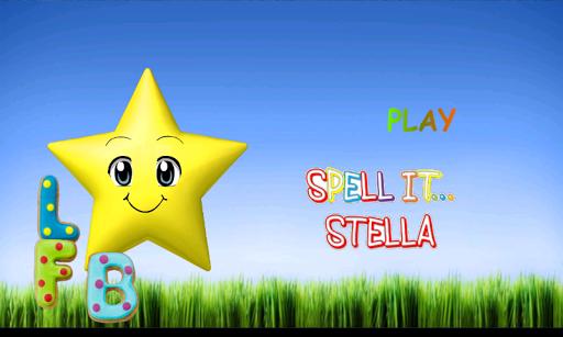 Spell It Stella.