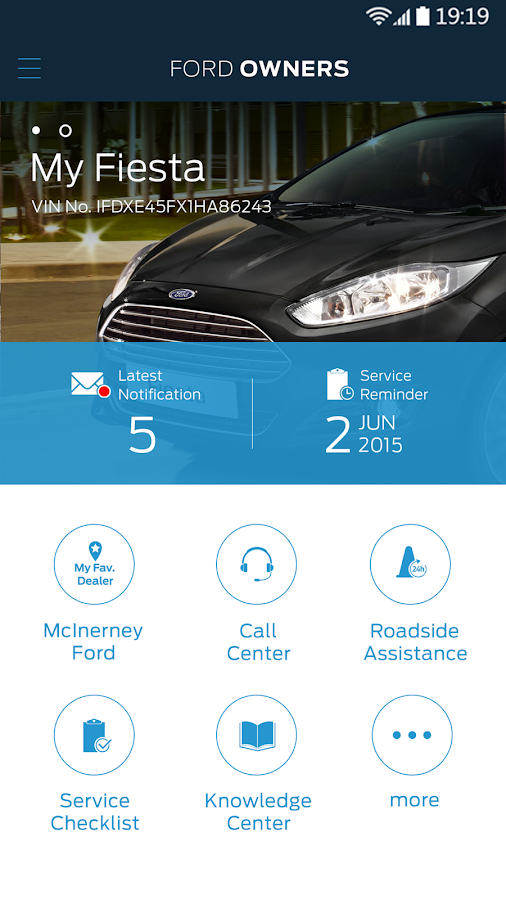 Ford Owners- screenshot