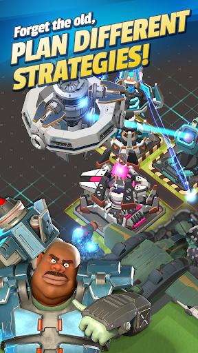 Download Mad Rocket: Fog of War - New Boom Strategy! MOD APK 2