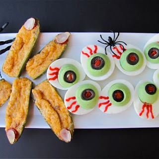 Witch Finger Poppers.