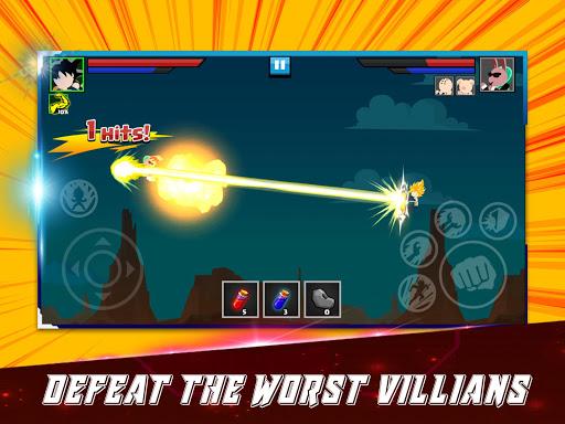 Stickman Battle : Super Dragon Shadow War 1.23 screenshots 8