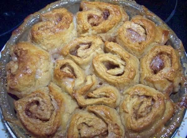 Butter Roll Pie Recipe