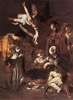Caravaggio Natività Palermo