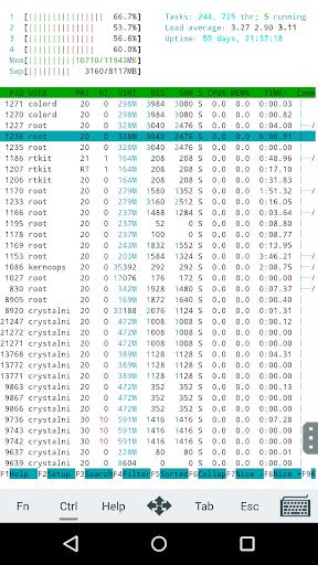 Serverauditor SSH client shell