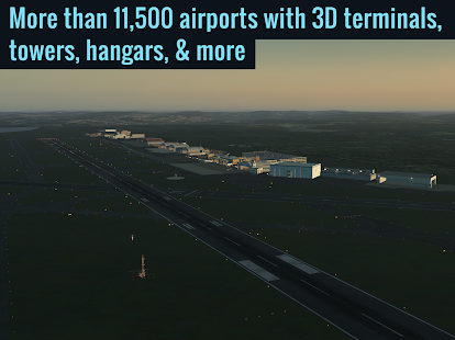 X-Plane Flight Simulator Screenshot