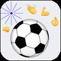 Messenger Soccer Game 2016 icon