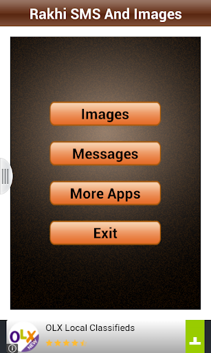 Rakhi SMS And Images Wish Msg 1.0 screenshots 1