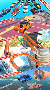 Mega Ramp Car Jumping 2020 6