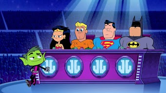 Justice League's Next Top Talent Idol Star: Pt. 2