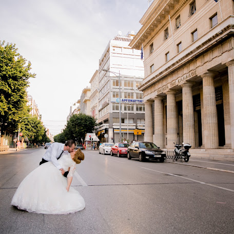 Fotógrafo de bodas Georgios Muratidis (MOURATIDIS). Foto del 18.01.2018