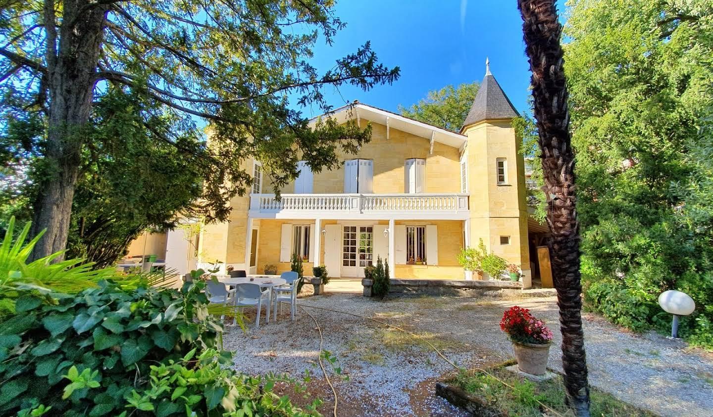 Maison avec piscine et terrasse Talence