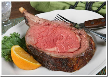 Best Restaurant-style Prime Rib Roast Ever! Recipe