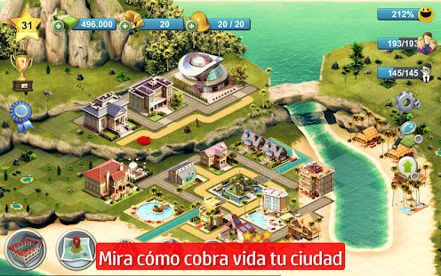 City Island 4 Sim Town Village Screenshot